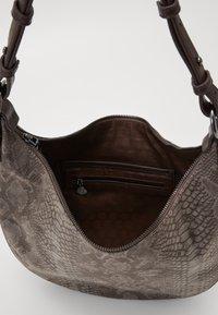 Desigual - BOLS CRISEIDA SIBERIA - Handbag - brown - 2