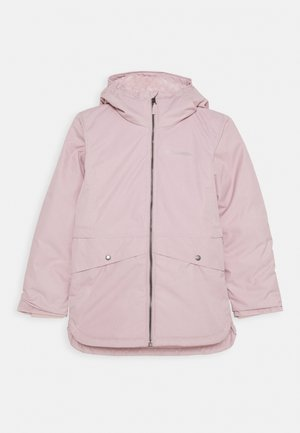 PORTEAU COVEMID JACKET - Outdoor jacket - mineral pink heather