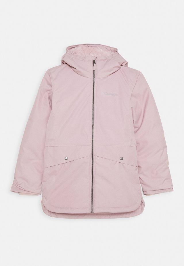 PORTEAU COVEMID JACKET - Outdoor jacket - mineral pink heather