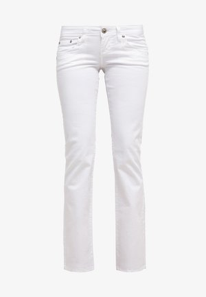 VALERIE - Jeans bootcut - white