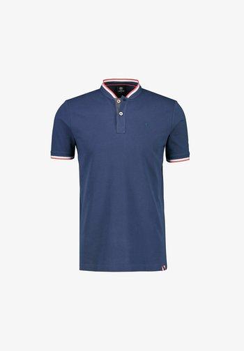 REGULAR FIT - Polo shirt - storm blue