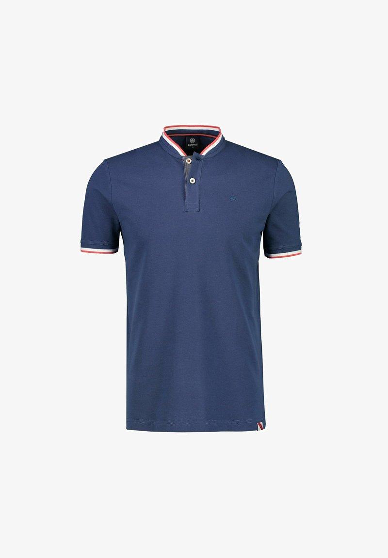 LERROS - REGULAR FIT - Polo shirt - storm blue