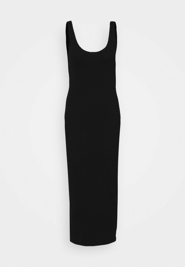 ENALLY DRESS - Robe longue - black