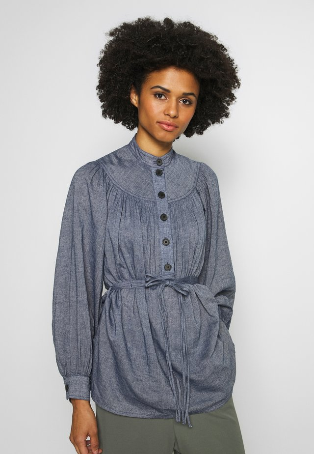 NOA - Blouse - chambray