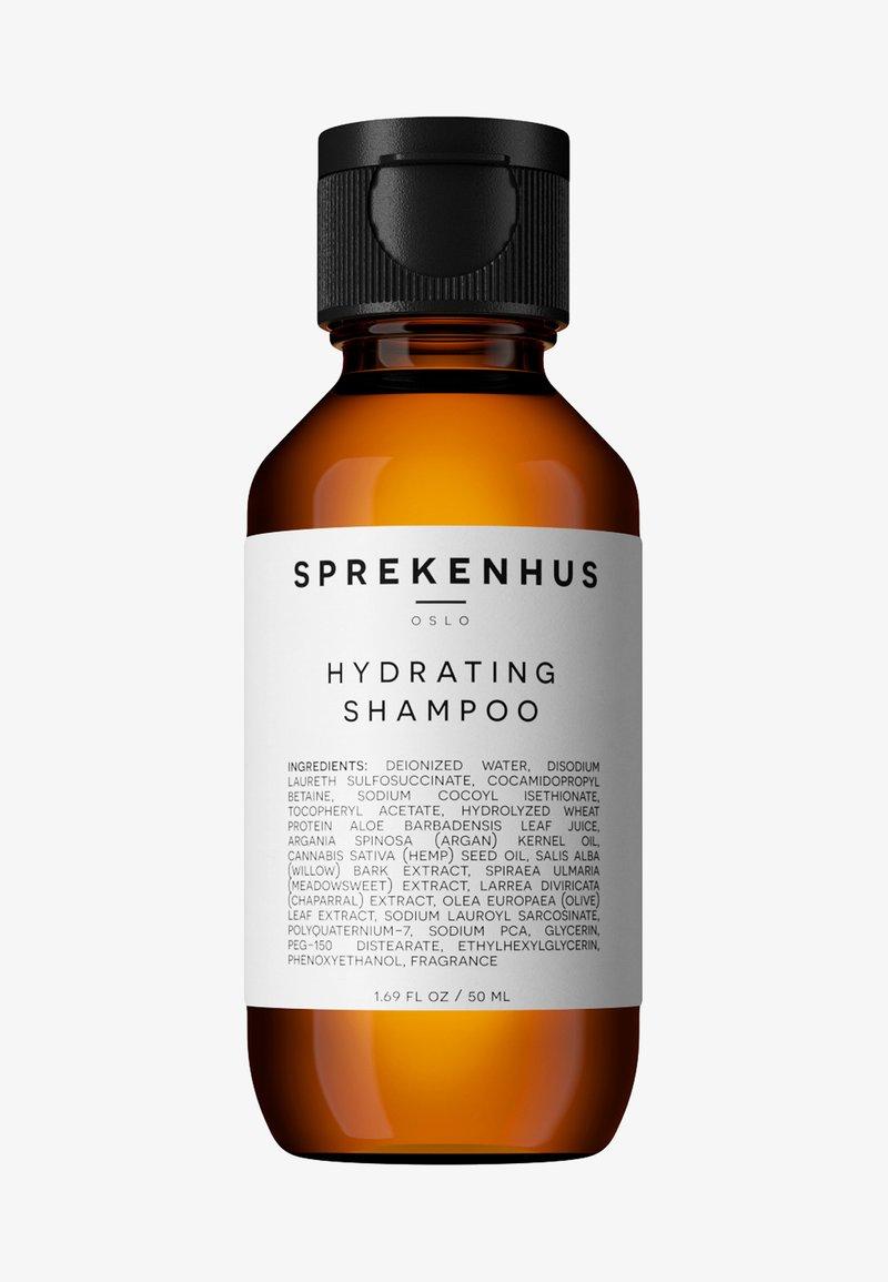 Sprekenhus - HYDRATING SHAMPOO TRAVEL SIZE - Shampoing - -