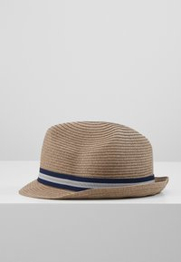 Name it - NKMACC DAVIO HAT - Hat - stone - 4