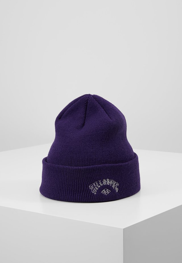 EDGE - Gorro - deep purple