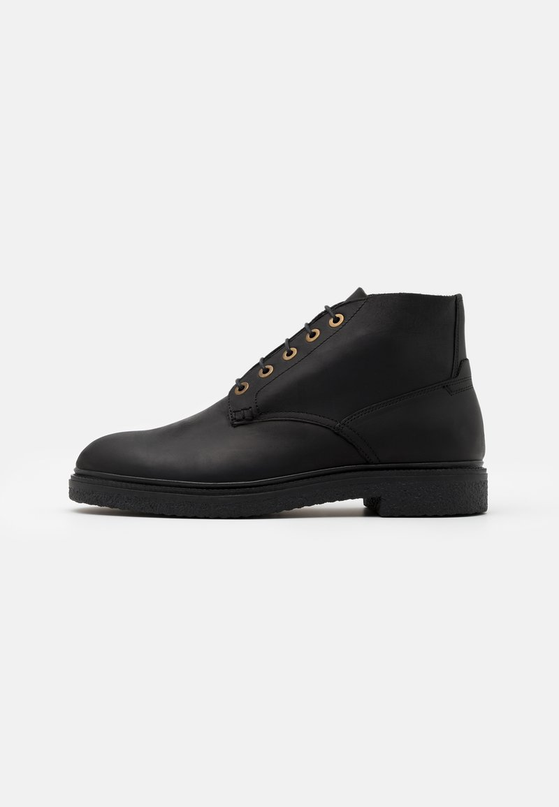 Hudson London - BRIGGS - Lace-up ankle boots - black