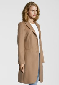 Cinque - Classic coat - camel - 3