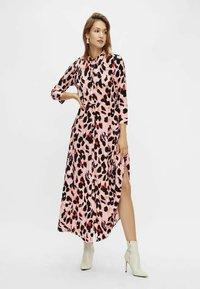 YAS - YASSAVANNA - Maxi dress - pink icing - 0