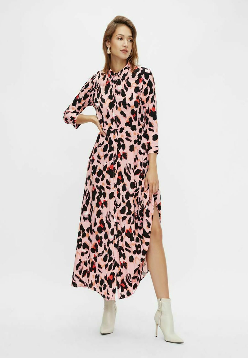 YAS - YASSAVANNA - Maxi dress - pink icing
