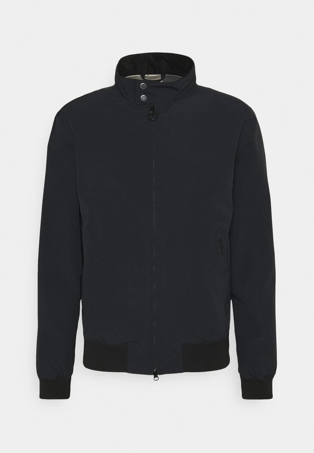ROYSTON CASUAL - Summer jacket - black