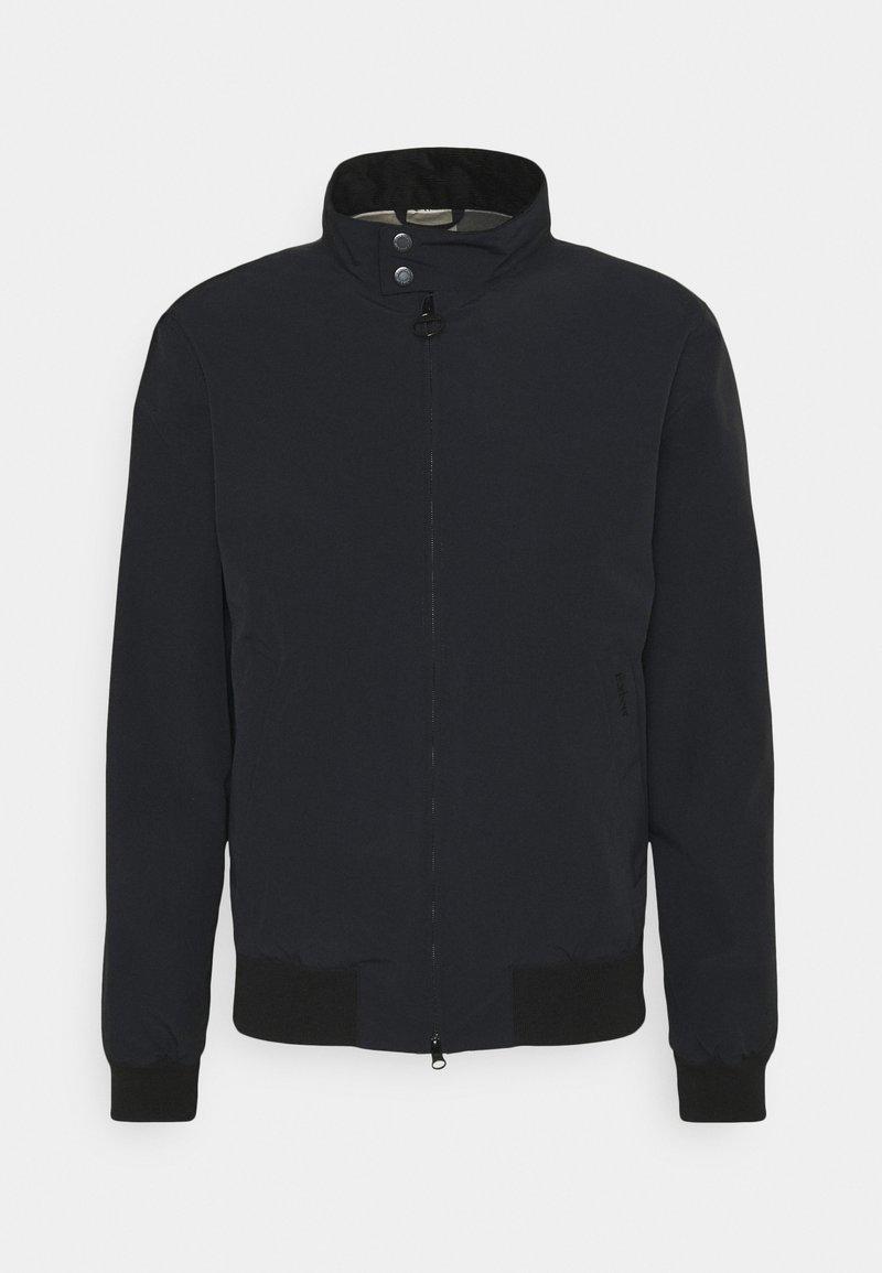 Barbour - ROYSTON CASUAL - Lehká bunda - black