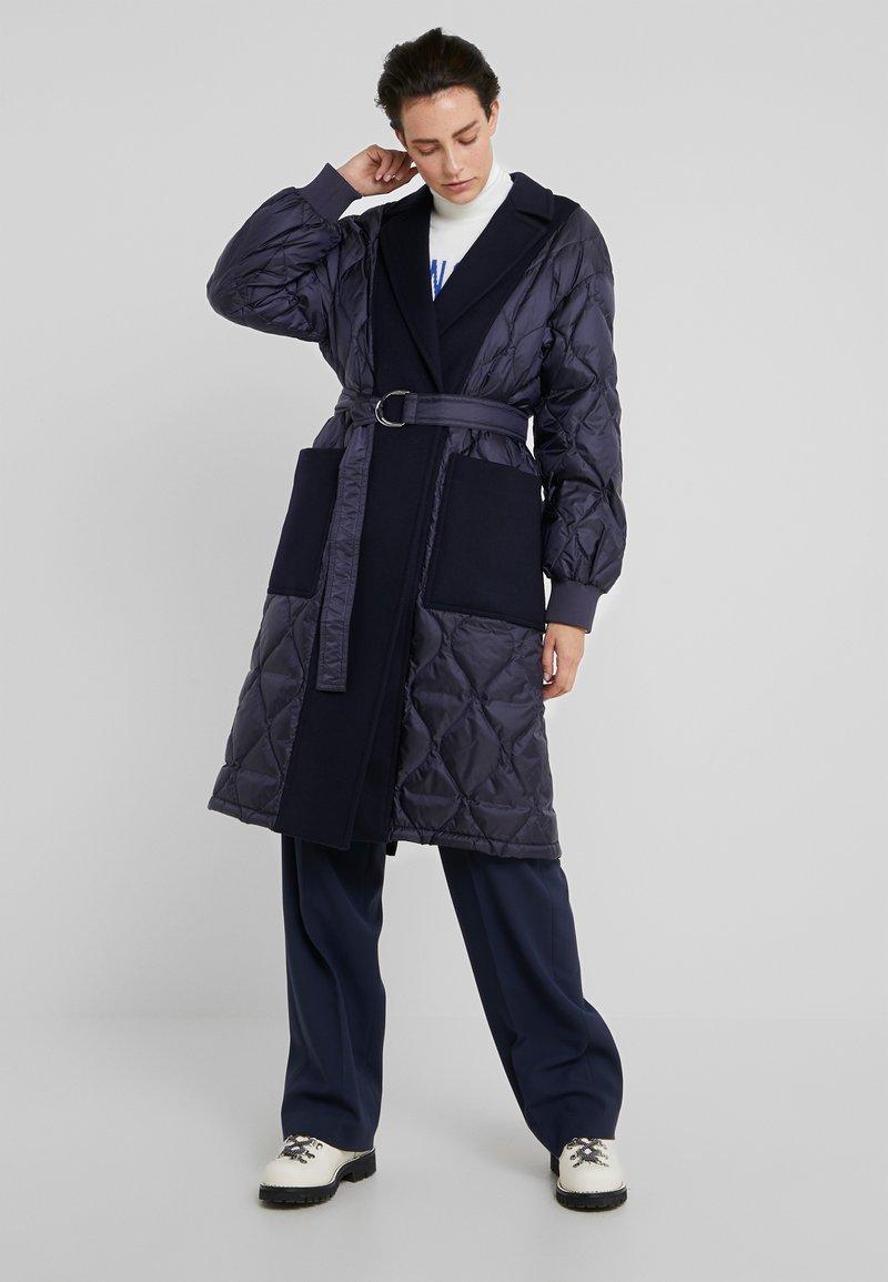 Sportmax Code - LIBIA - Down coat - ultramarine