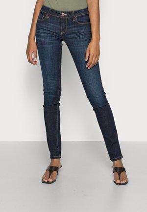 POWER SKINNY - Jeans Skinny Fit - blue guitar