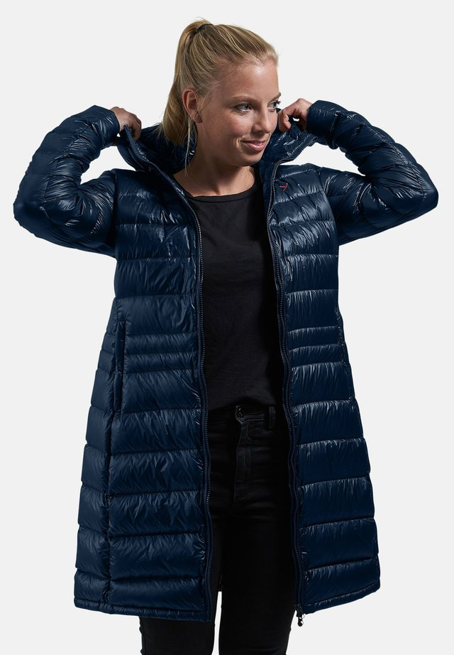 FAITH - Down coat - mood indigo