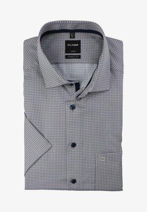 MODERN FIT - Shirt - braun