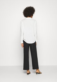 Marc O'Polo - SANDA - Trousers - black - 2