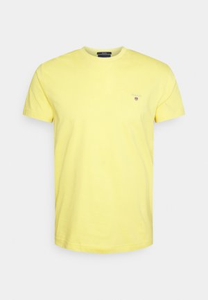 THE ORIGINAL - T-shirt basic - brimstone yellow