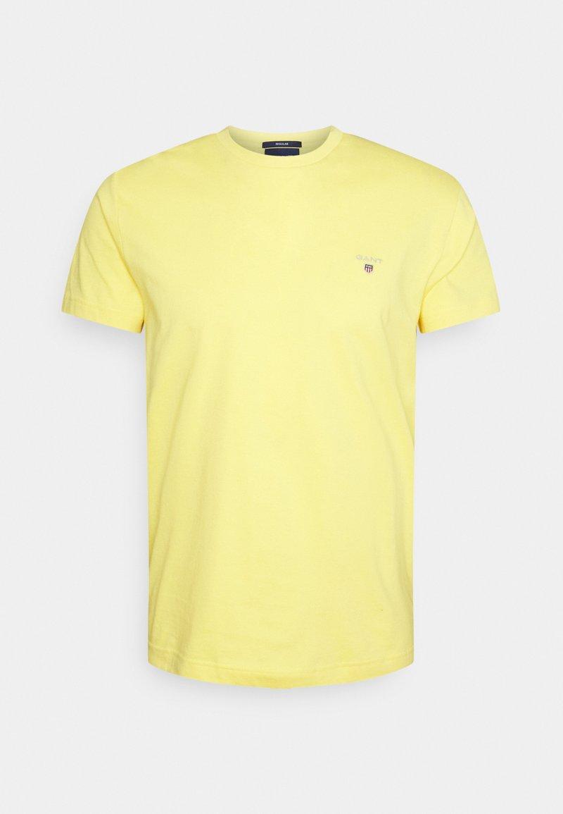 GANT - ORIGINAL - T-shirt - bas - brimstone yellow