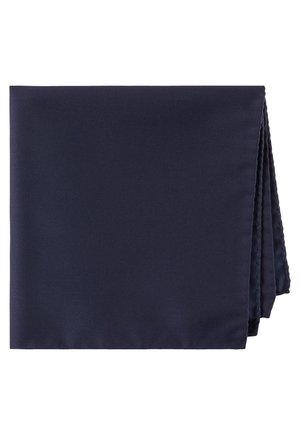 Pocket square - dark blue