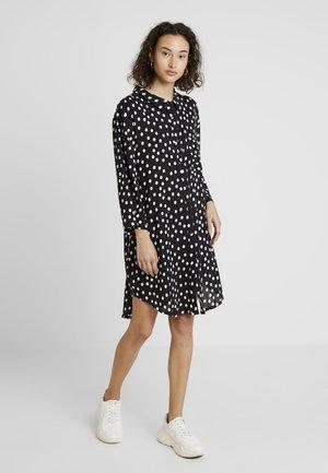 Shirt dress - black deep