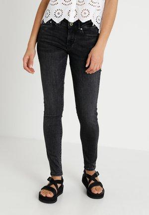 PIXIE - Skinny džíny - black