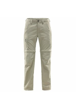 LITE ZIP OFF PANT - Outdoor trousers - lichen