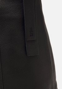 Zign - LEATHER - Torba na zakupy - black - 4