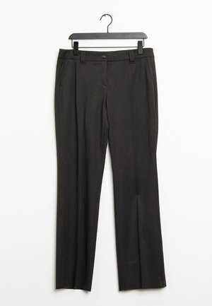 STOFFHOSE  - Trousers - brown