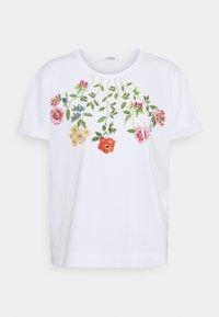 Vivetta - T-shirt print - bianco ottico - 0