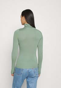 New Look - ROLL NECK - Langarmshirt - light green - 2