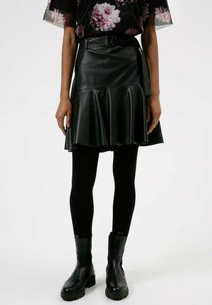 RITAO - A-line skirt - black