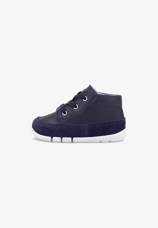 FLEXY - Casual snøresko - dark blue