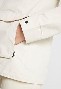 Columbia - SOUTH CANYON™ JACKET - Hardshell jacket - chalk - 5