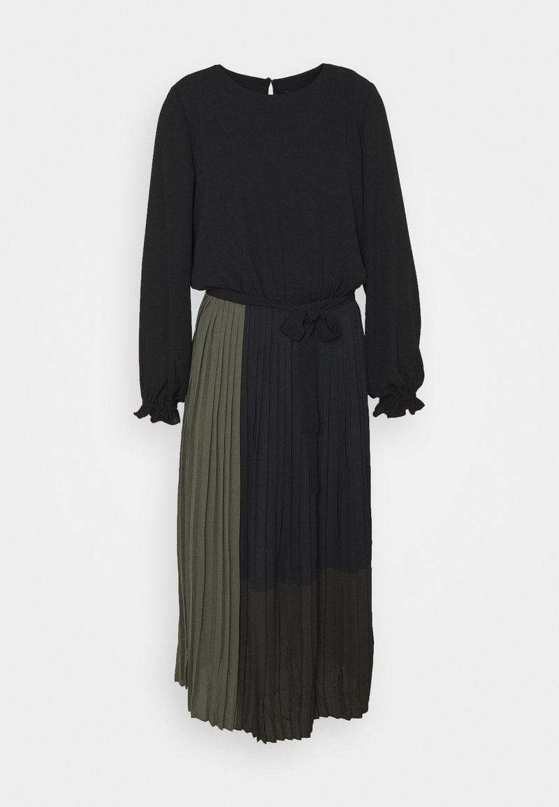 Bruuns Bazaar - ALA MILTA DRESS - Day dress - black