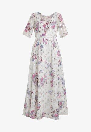 PAMIR - Maxi dress - white pattern