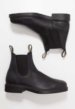 063 DRESS SERIES - Classic ankle boots - voltan black