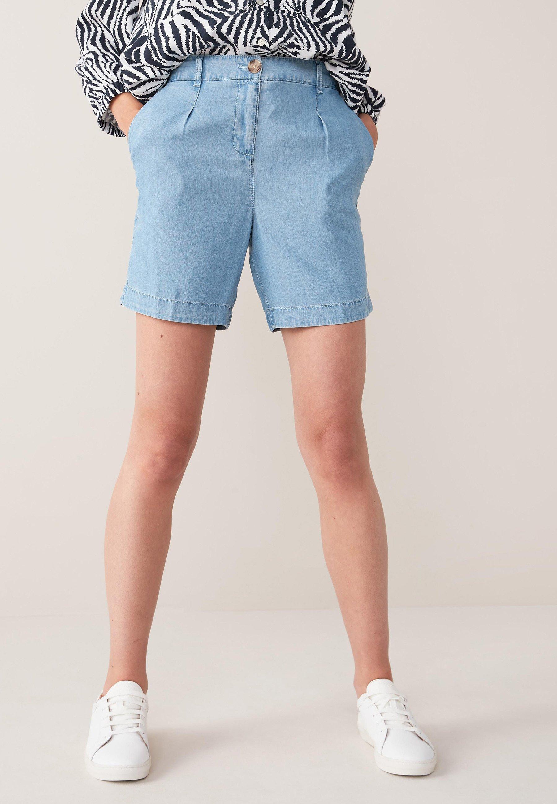Mujer Shorts vaqueros