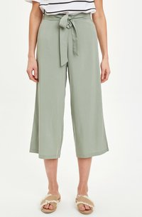 DeFacto - Trousers - green - 0