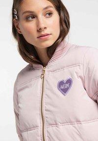 myMo - Winter jacket - powder pink - 3