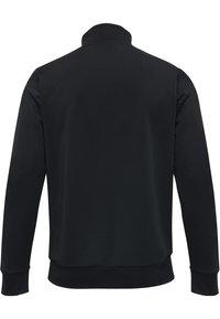 Hummel - Zip-up hoodie - black - 5