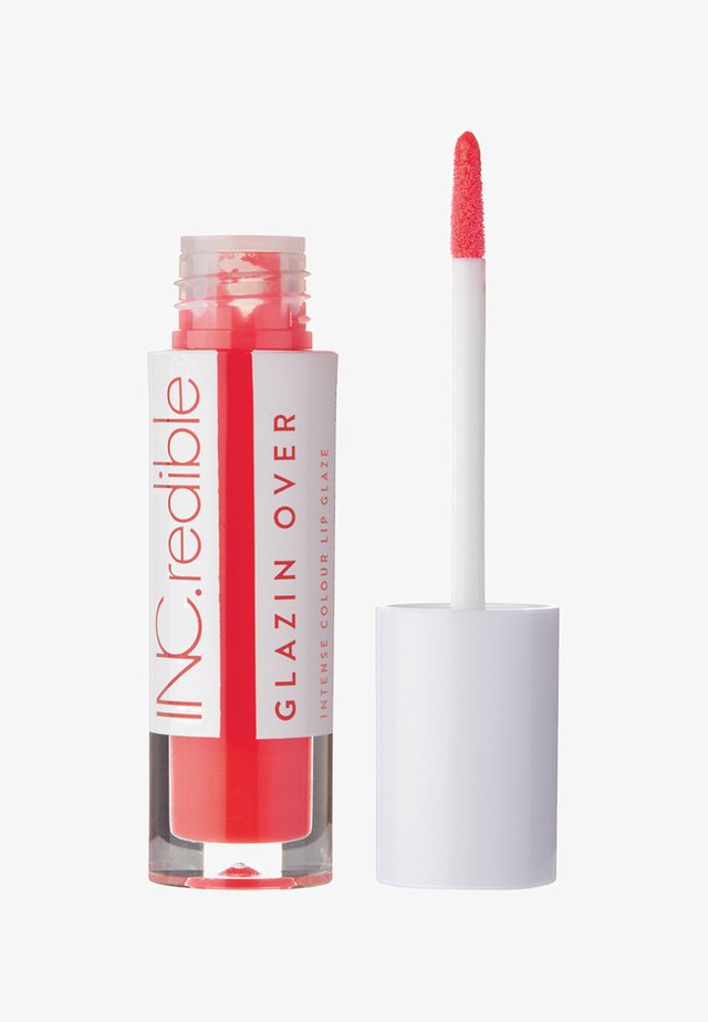 INC.REDIBLE GLAZIN OVER LIP GLAZE - Lipgloss - 10088 everyday selfie