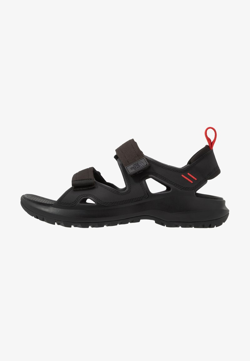 The North Face - M HEDGEHOG SANDAL III - Vaellussandaalit - black/asphalt grey