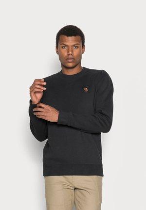 LIFELIKE ICON CREW  - Sweater - black