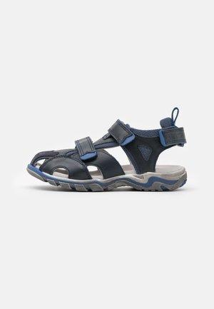 KARLO - Sandals - dark blue