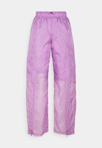 Nike Sportswear - STREET PANT - Pantalones - violet shock/white - 6