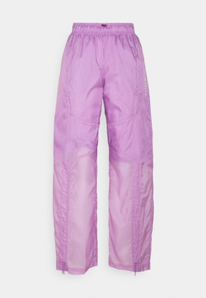 STREET PANT - Trousers - violet shock/white