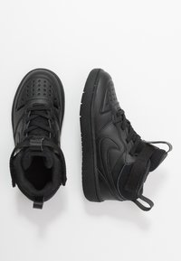 Nike Sportswear - COURT BOROUGH MID 2 BOOT - Sneakers hoog - black - 0