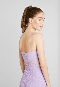 Tiger Mist - EASTSIDE DRESS - Robe de soirée - purple - 3